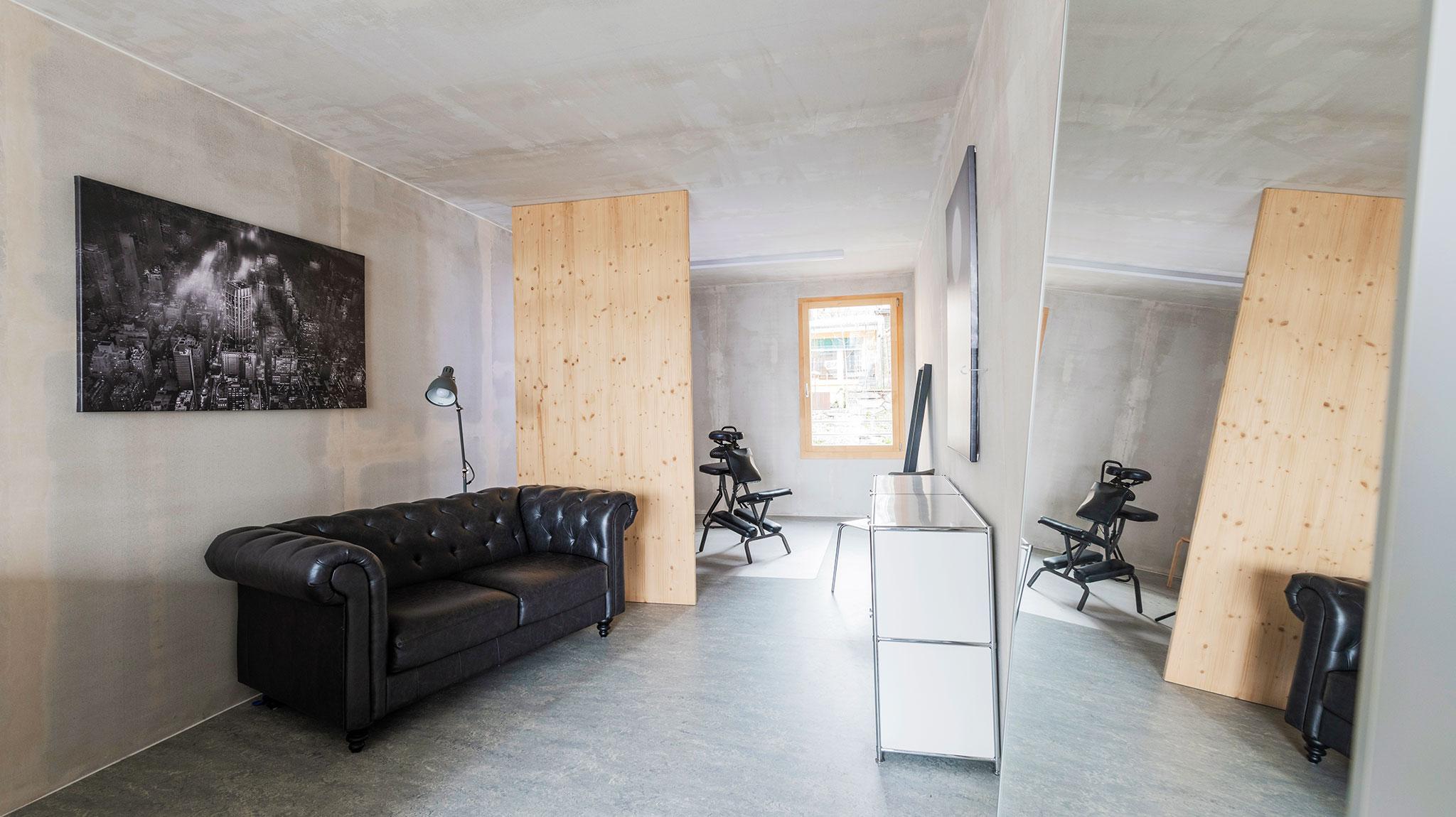 Dothair Studio Stuttgart Eingangsbereich